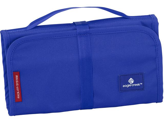 Eagle Creek Pack-It Slim Kit Bag blue sea